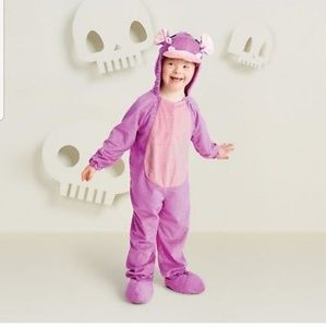 Toddler Hippo Halloween Costume